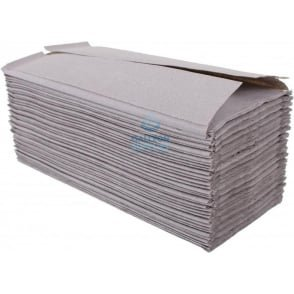1 Ply - Brown - C-Fold - Paper Hand Towels