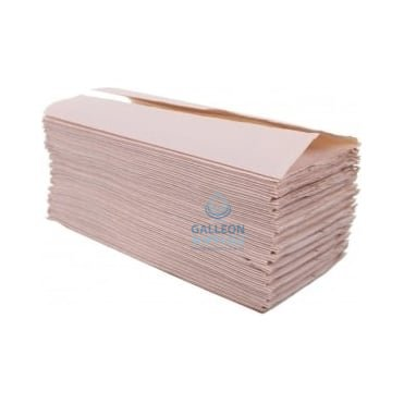1 Ply - Natural - C-Fold - Paper Hand Towels
