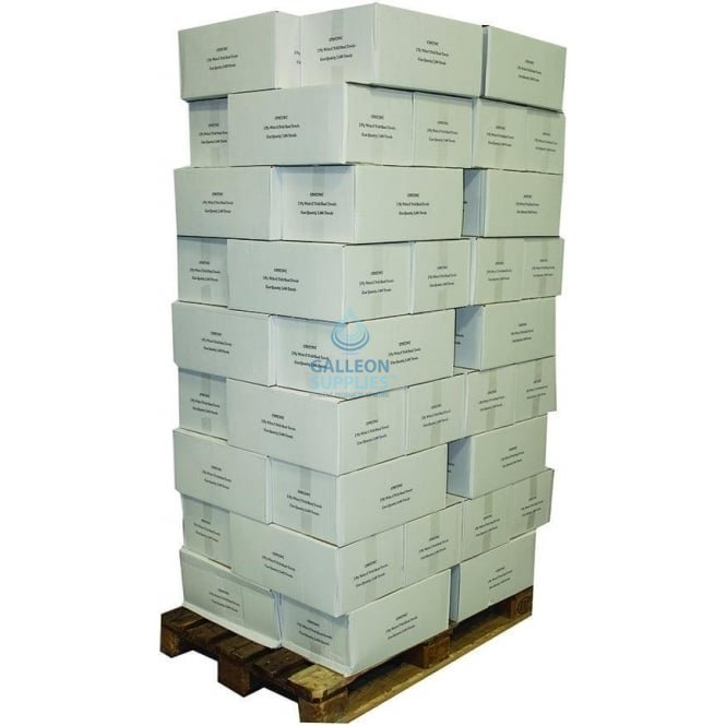 Galleon 2 Ply - Luxury - White - C-Fold - Paper Hand Towels - Pallet