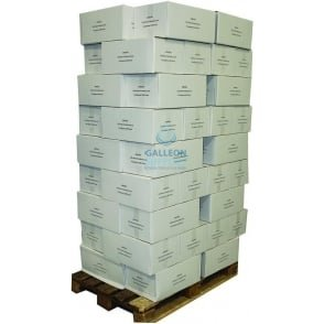 2 Ply - Luxury - White - C-Fold - Paper Hand Towels - Pallet