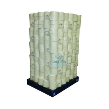 2 Ply White Centrefeed Rolls - Pallet