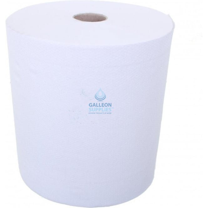 Kleenex 2 Ply - White - Roller Towels