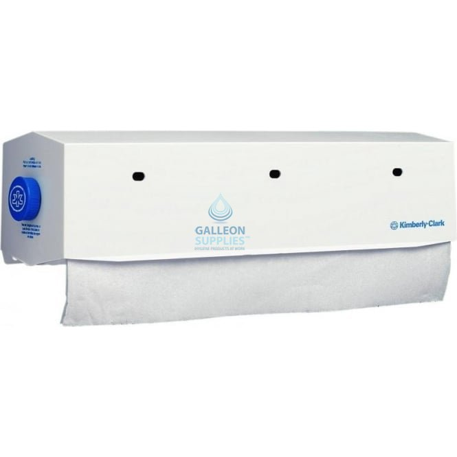 "Kimberly Clark 20"" Couch Roll Dispenser"