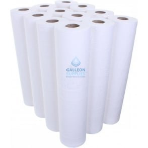 3 Ply Luxury White Couch Rolls - Pallet