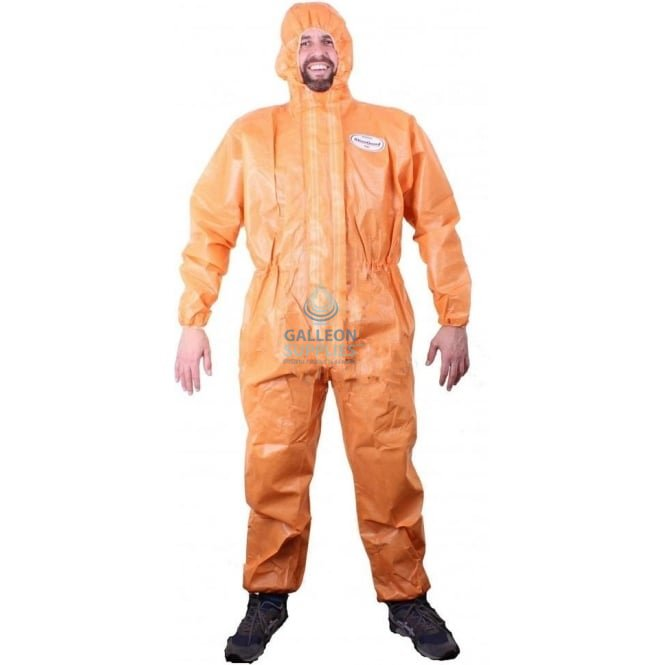 Kimberly Clark A80 Chemical Coverall Protective Suit