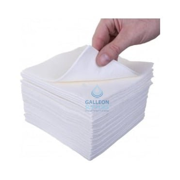 Airlaid - White - Luxury Paper Hand Towels