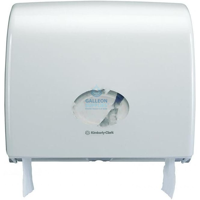 Kimberly Clark Aquarius Midi/Mini Jumbo Toilet Rolls Dispenser