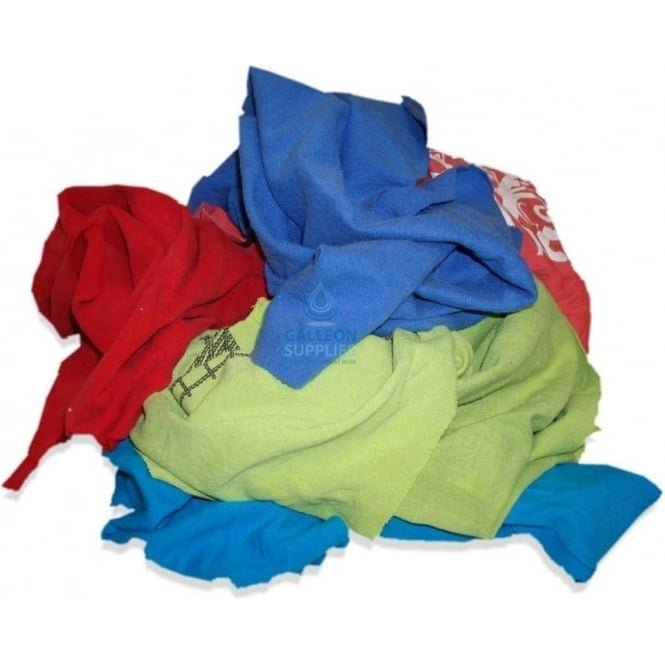 Galleon Cleaning Rags - T-Shirt - Coloured