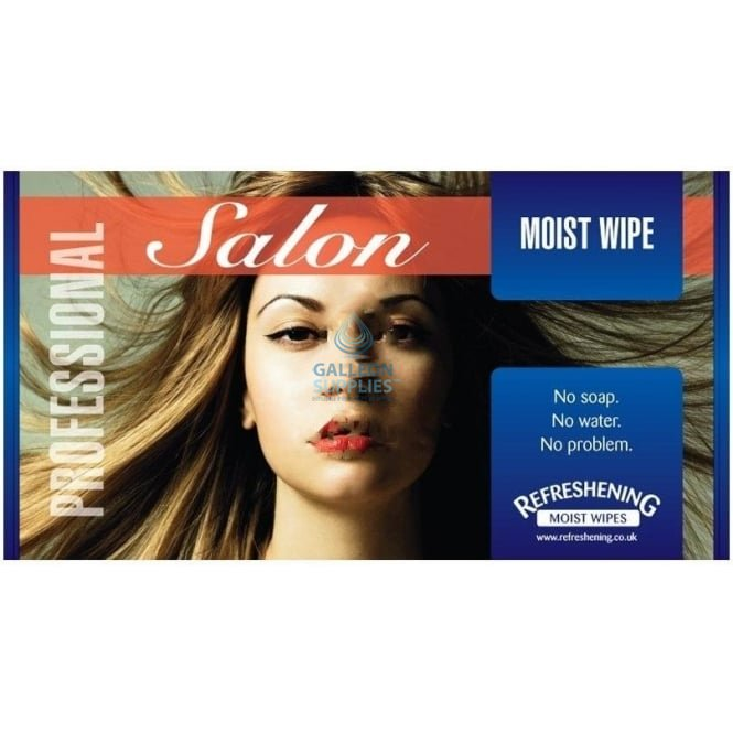 Galleon Cleansing Wet Wipes - Female