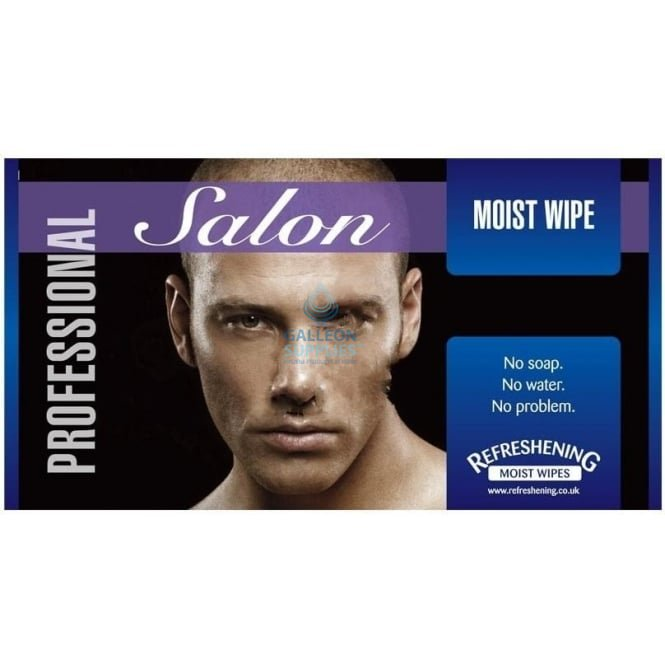 Galleon Cleansing Wet Wipes - Male
