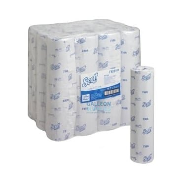 Extra - Airflex 2 Ply Blue Couch Rolls - Pallet of 24 Cases