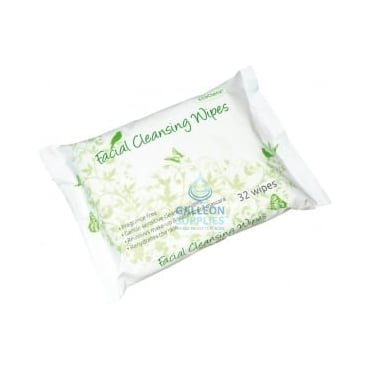 Facial Cleansing Wipes - Fragrance Free