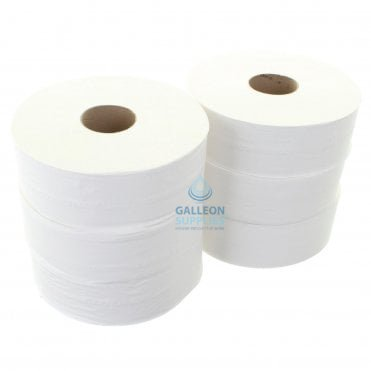 "Jumbo Toilet Rolls - 2 Ply - 3"" Core Bundle"
