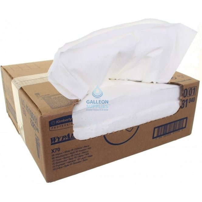 Kimberly Clark X70 Wypall Wipers