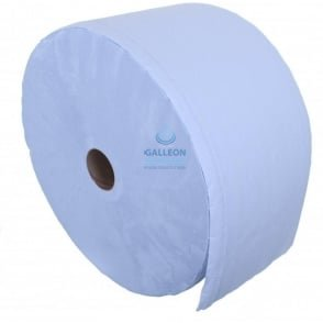 L30 Ultra + Wiper Roll - 3 Ply - Blue