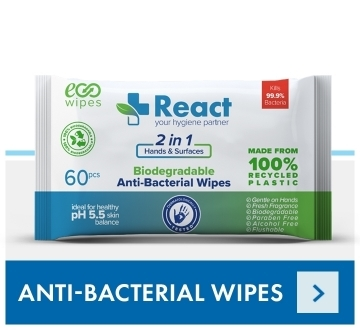 Antibacterial Hand Wipes