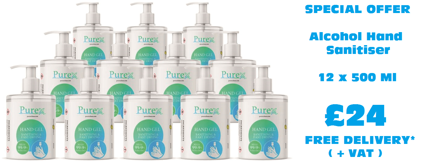 PURE X 500ML SPECIAL OFFER
