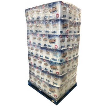 PALLET OFFER : £ 6.85 PER CASE - FREE DELIVERY - Toilet Rolls - 2 Ply - Embossed