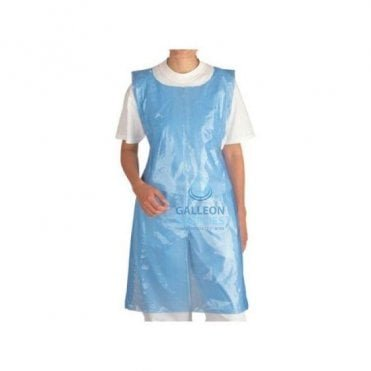 Poly Aprons - Blue