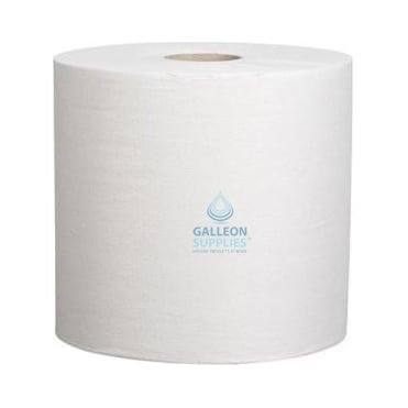 Scott - Slimroll - 1 Ply - White - Roller Towel