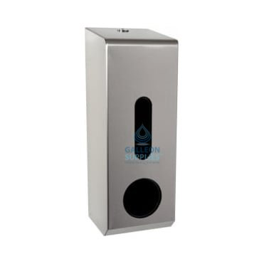 Stainless Steel Domestic Toilet Roll Dispenser
