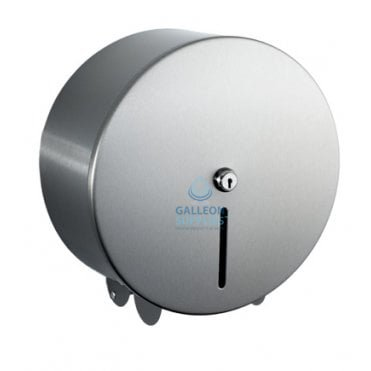 Stainless Steel Mini / Midi Jumbo Toilet Roll Dispenser