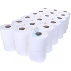 Toilet Rolls - 2 Ply - Embossed