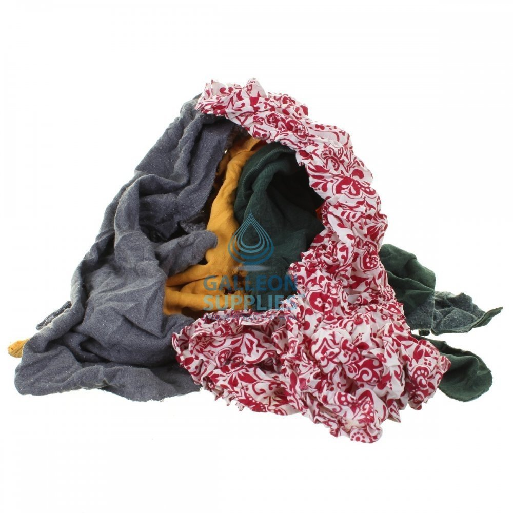 Galleon Value Cleaning Rags Mixed Bag Galleon Supplies