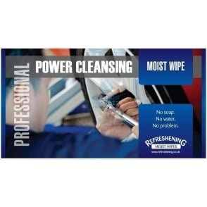 Wet Hand Wipes - Heavy Duty