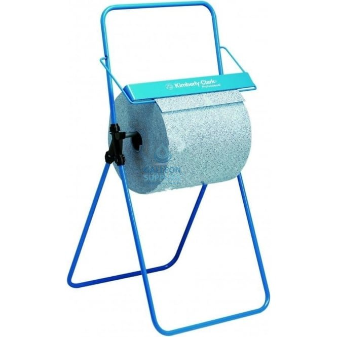 Kimberly Clark Workshop Wiper Roll Stand