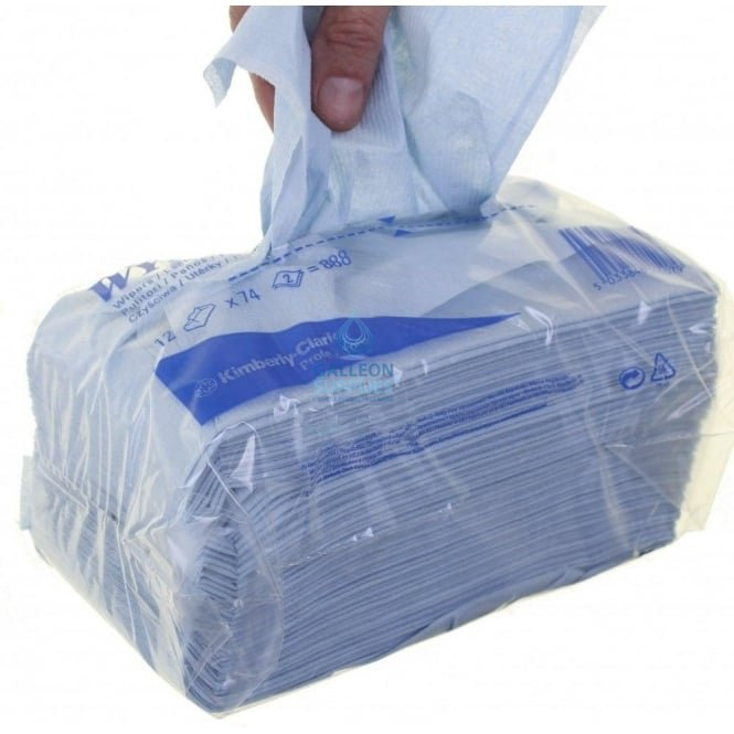 Kimberly Clark Workshop Wipes : Wypall Kimwipe Sheets