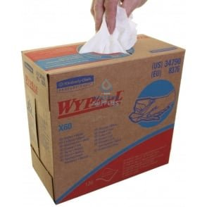 Workshop Wipes Wypall X 60 Pop Up Boxes