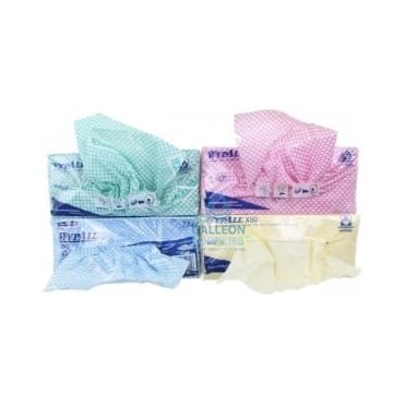 Wypall X50 Colour Coded Cleaning Cloths